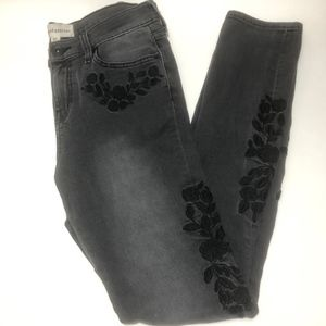 Band of Gypsies Embroidered Jeans